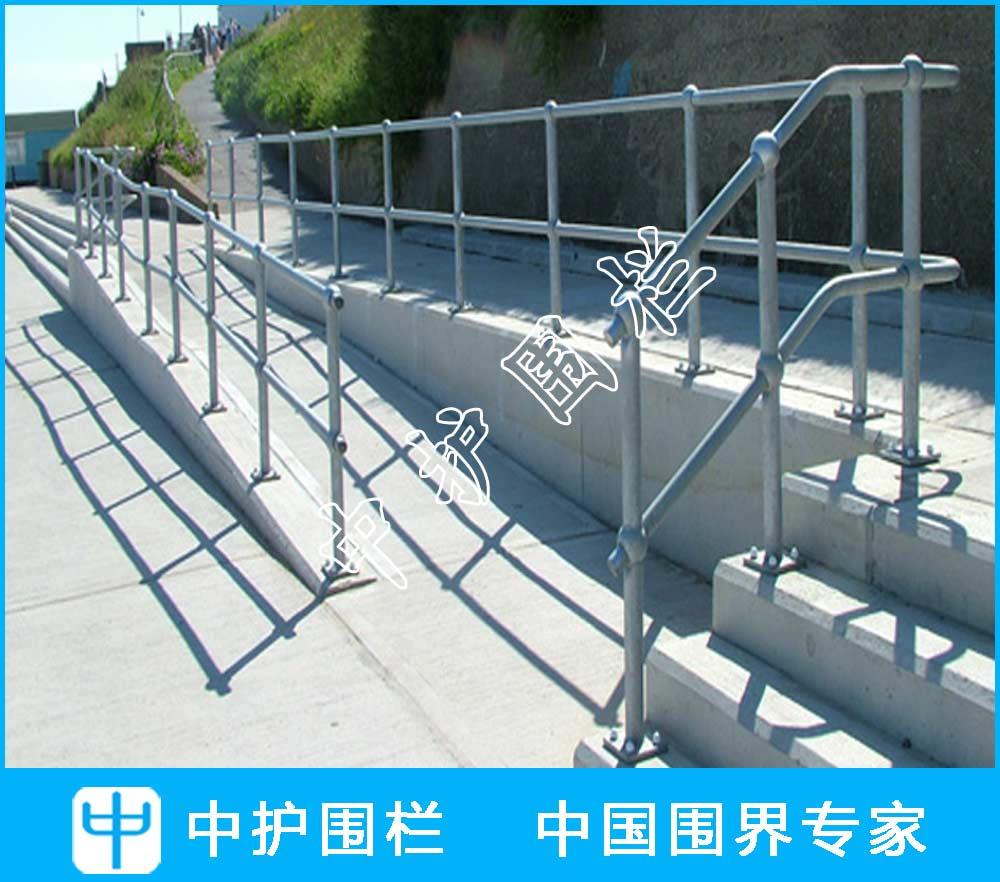 焊接球接栏杆