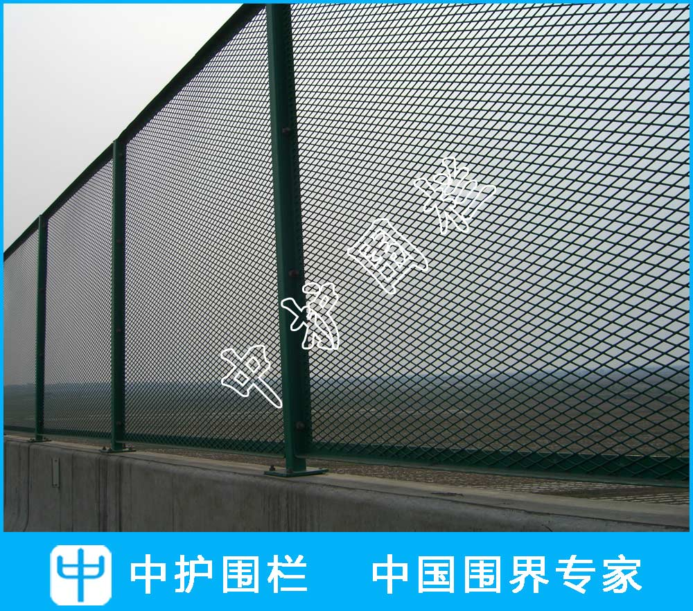 桥梁防眩网