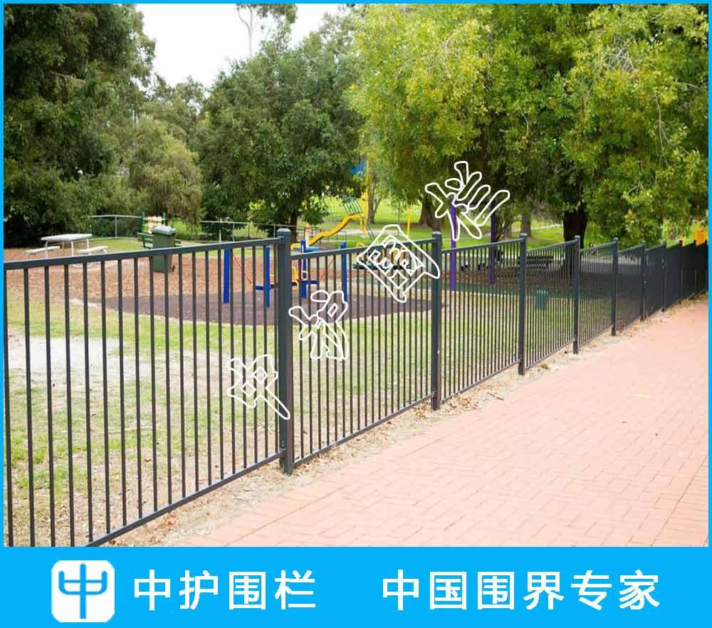小区栅栏围墙