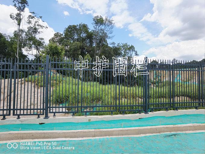 阳江服务区围墙栏杆项目
