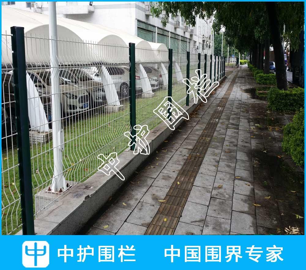 东莞中储粮围墙铁丝网伟德国际亚洲平台首页工程项